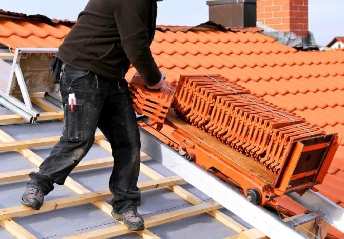 man-on-roof